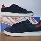 Замшевые кроссовки Adidas Smith.