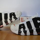 Замшевые кроссовки Nike.