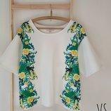 XXL красивая женская блуза оверсайз next