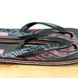 Шлепанцы Quiksilver. 44 размер. 28.5 см обувь мужская
