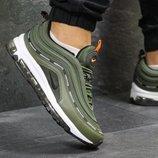 Кроссовки мужские Nike Air Max 97 dark green