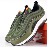 Мужские кроссовки Nike Air Max 97 Undefeated green