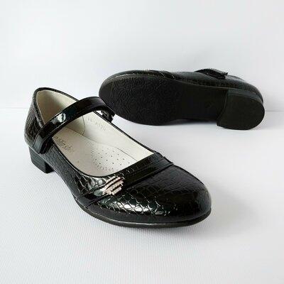 Школьные туфли девочкам, р. 33-37