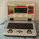 Обучающий ноутбук компьютер