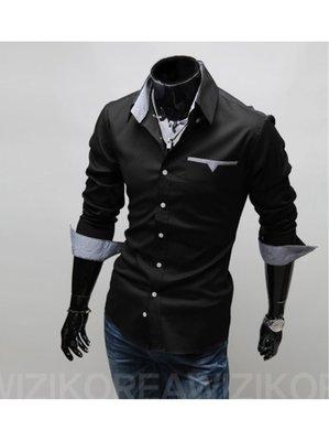 Стильная мужская рубашка Рс2