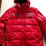 Пуховик куртка Camp David оригинал Италия Новая коллекция Будьте стильными