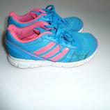 Кроссовки Adidas ortholite, р 30,5, UK 12K, стелька 19,5 см сделаны во Вьетнаме