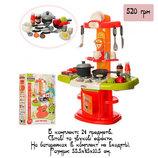 Игровой набор кухня 16808. Ігровий набір кухня для дітей. Посуда, овочі, фрукти