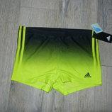 448/L adidas infinitex,оригинал яркие салатовые плавки шорты,новые