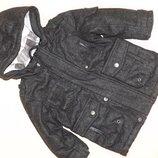 Шерстянное пальто на 1-1,5л