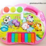 Детское пианино,рус.язык,музыкальное пианино,развивающие игрушки,орган