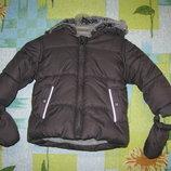Куртка George размер 6-9 мес. Рост 68-74 см.