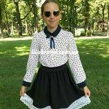 Школьная блузка,школьные блузки,нарядная блузка на девочку,детская блузка