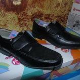 Туфли для мальчика школы р.34,37