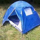Палатка двухместная Coleman 1001 210х150х135 см