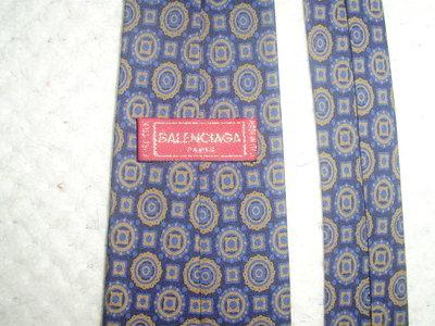 Balenciaga Paris оригинал галстук