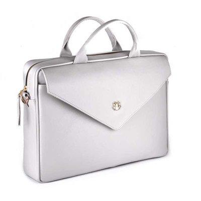 d68acdb7f944 Кожаная сумка бесплатная доставка Felice Fl 15 Grey женская сумка ...