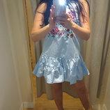Платье с вышивкой Ostin, размер XS