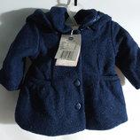 Пальто пальтишко люрекс Chicco оригинал Европа Италия