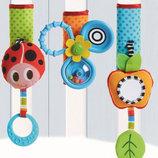 Развивающая игрушка-липучка Tiny Love Веселая игра для кровати и коляски 1303605830