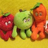 Фрукты.овощи.фрукти.овочі.мягкая игрушка.мягка іграшка.мягкие игрушки.Goodness Gang.
