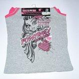 Белье Monster High от Mattel, набор трусы и майка для девочки 14 лет, смотрите замеры