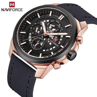 ed41c5496fd1 Мужские наручные часы Naviforce 9129 / Гарантия 12 месяцев, Чоловічий  годинник Навифорс