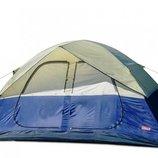 Шестиместная двухкомнатная палатка Coleman 1500