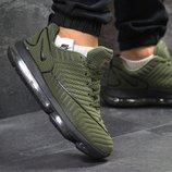 Кроссовки мужские Nike Air Max DLX dark green