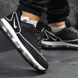 Кроссовки мужские Nike Air Max DLX black/white