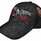 Рок - Бейсболки 3D Metallica, AC/DC, Rammstein, Slipknot, Pink Floyd