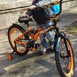 Сигма Рейсер 14 16 18 дюймов детский велосипед двухколесный Sigma Racer