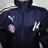 Фирменная спортивная курточка ветровка Puma.xs-s 14-16 лет
