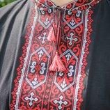 Очень красивая вышиванка мужская, Вишиванка чоловіча, р-р 44-54