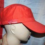 Стильная фирменная катоновая кепка Thomson Томсон Голандия .бренд м-л .