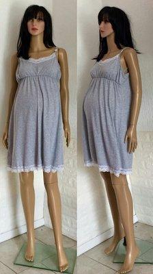 57ca58067fe0 Ночная рубашка с кружевом в роддом, Ночнушка для беременных и кормящих,  хлопок, р