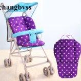 Универсальный матрас для коляски, стульчика для кормления, автокресла