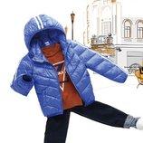 Деми курточка синтепон р. 110-140