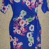 Яркое модное платье от бренда M&Co.Оригинал