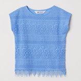 Блузка H&M от 6 до 10 лет,