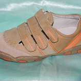 Туфли на мальчика кожаные 30р.-35р. S.ounny KIDS SHOES Венгрия