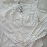 Choupette.Блуза комбинированная,нарядная для школьницы.