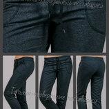 Штаны, брюки спортивные трикотажные женские, Женские трикотажные лёгкие удобные штаны, жіночі штани