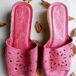 Комфорт кожа качество босоножки Fly Flot Италия р. 39 кожа новые много обуви легкие