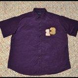 Брендова сорочка чоловіча Lorenzo Calvino C&A XXL-XXXL Німеччина рубашка мужская