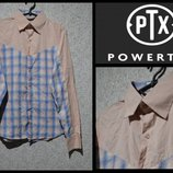 Брендова сорочка чоловіча Powertex Group XL Німеччина рубашка мужская