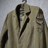 Брендовий піджак чоловічий Garcia S-L Німеччина мужской