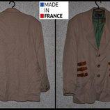 Брендовий піджак чоловічий Visconti XL-XXL Франція мужской