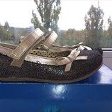 Школьные туфли f&f для девочки 28размер