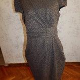 платье на подкладке стильное модное р14 Per Una